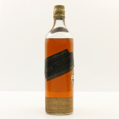 Johnnie Walker 12 Year Old Black Label 4/5th Quart
