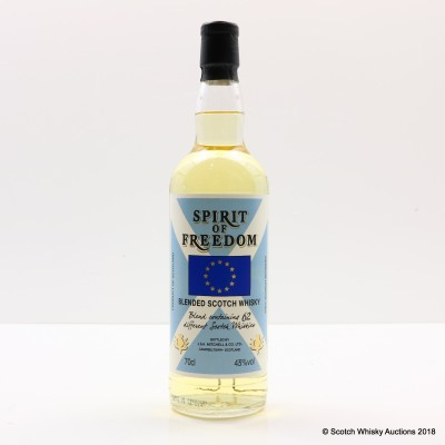Spirit of Freedom EU Referendum