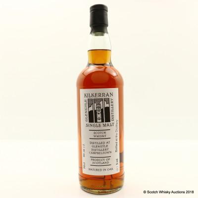 Kilkerran 2009 Distillery Bottling