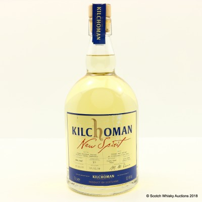 Kilchoman 2007 New Spirit