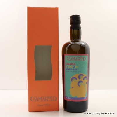 Jamaica Rhapsody Rum Samaroli