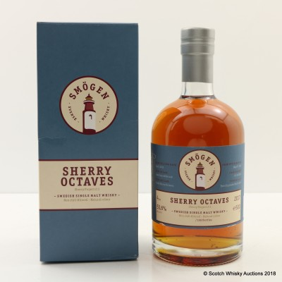 Smogen 2013 4 Year Old Sherry Octaves 50cl