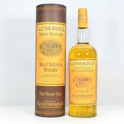 Glenmorangie 10 Year Old 1L