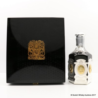 Glenfiddich 1964 48 Year Old Dynasty Decanter Hart Brothers
