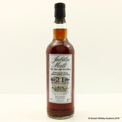 Islay Jubilee Malt 1990 21 Year Old Whisky Broker
