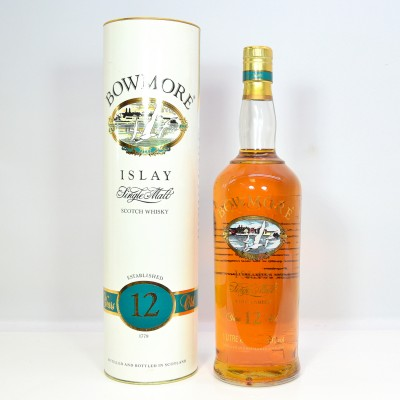 Bowmore 12 Year Old 1L