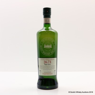 SMWS 26.73 Clynelish 15 Year Old