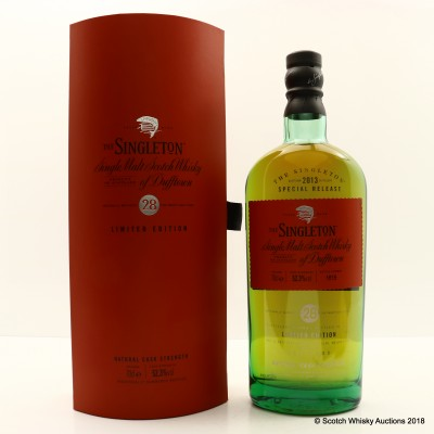 Singleton Of Dufftown 28 Year Old Limited Edition