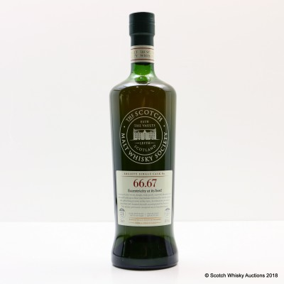 SMWS 66.67 Ardmore 1990 24 Year Old