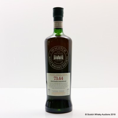 SMWS 73.44 Aultmore 1982 29 Year Old