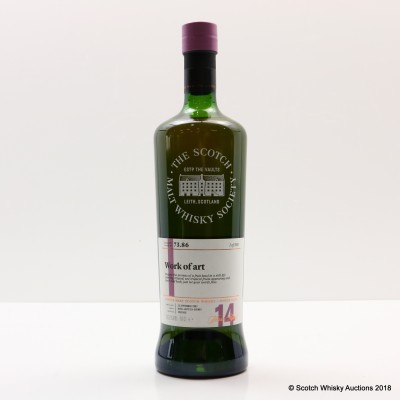 SMWS 73.86 Aultmore 2002 14 Year Old