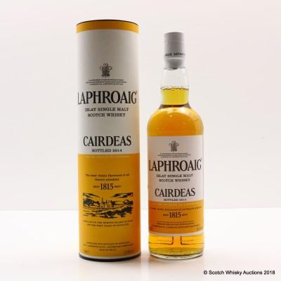 Laphroaig Feis Ile 2014 Cairdeas Amontillado