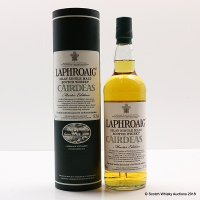 Laphroaig Feis Ile 2010 Cairdeas Master Edition