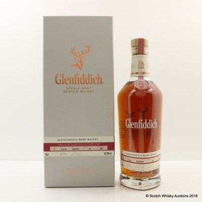 Glenfiddich 21 Year Old Single Cask Rare Whisky