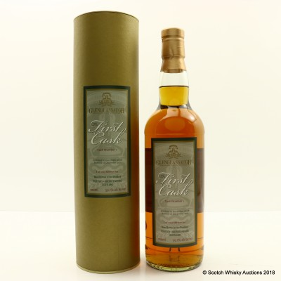 Glenglassaugh 2008 Year Old First Cask