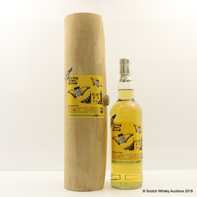 Aberlour 1993 Single Cask 'Flying Shortbread' For Juuls Vin & Spiritus