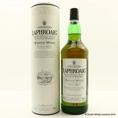 Laphroaig Triple Wood 1L