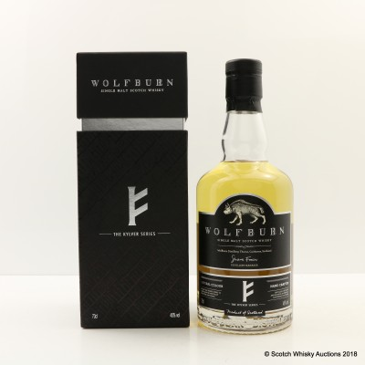 Wolfburn The Kylver Series 1st Release