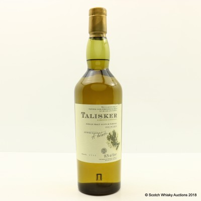 Talisker Limited Edition Cask Strength