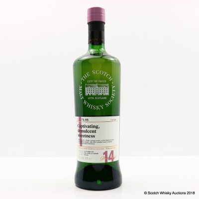 SMWS 73.95 Aultmore 2002 14 Year Old