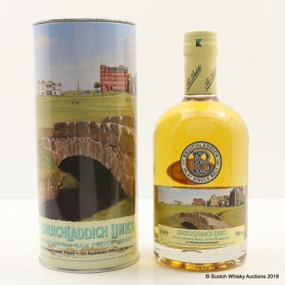 Bruichladdich Links St Andrews Swilcan Bridge 50cl