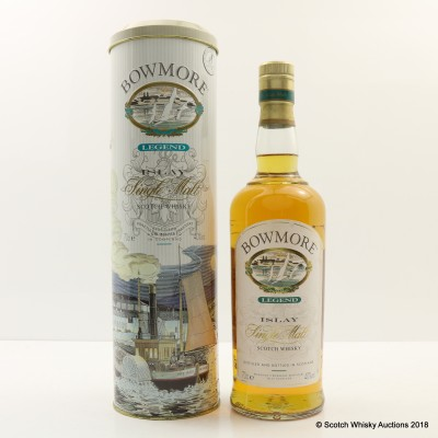 Bowmore Legend Of The Devil In The Church
