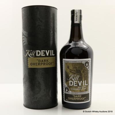 Kill Devil 'Dark Overproof' Caribbean Blended Rum