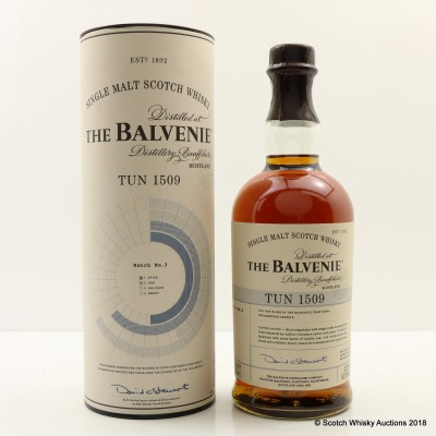 Balvenie Tun 1509 Batch #3