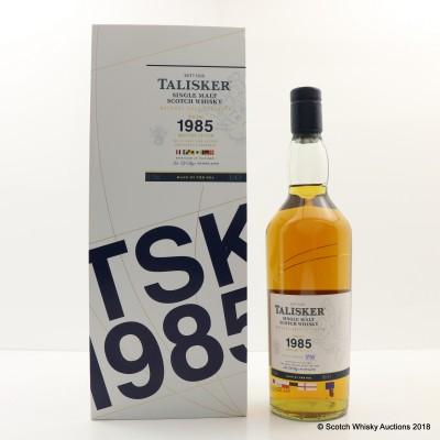 Talisker 1985 Maritime Edition