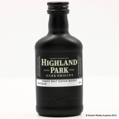 Highland Park Dark Origins Mini 5cl