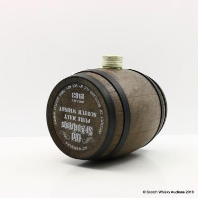 Old St Andrews 1983 Whisky Barrel
