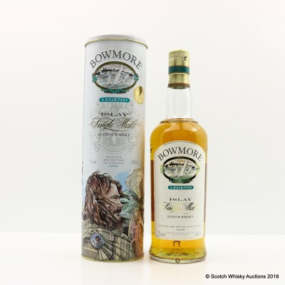 Bowmore Legend Of The Gulls