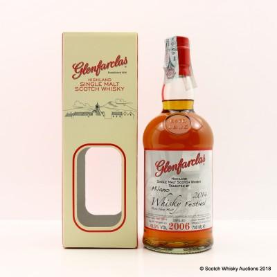 Glenfarclas 2006 For Milano Whisky Festival 2014