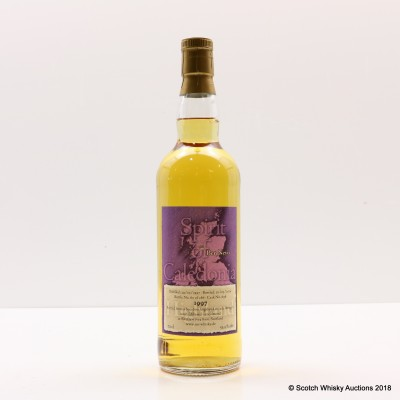Ben Nevis 1997 Single Cask Spirit Of Caledonia