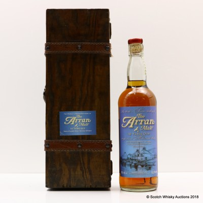 "Arran 10 Year Old ""The Worlds Premier Bottling"""
