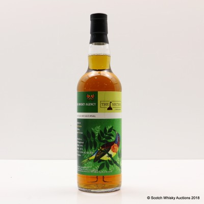 Arran 1995 16 Year Old For The Whisky Agency & The Nectar