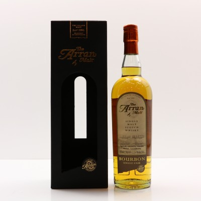 Arran 1999 Bourbon Single Cask #85