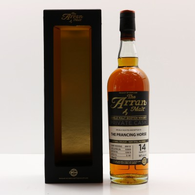 Arran 2000 14 Year Old Private Cask The Prancing Horse