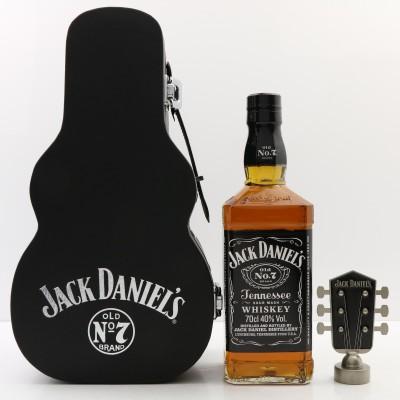 Jack Daniel's Guitar Case Edition