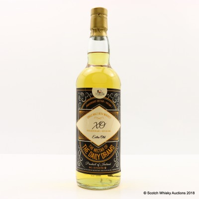 Irish Whisky XO Nectar Of The Daily Drams 10th Anniversary Edition Volume I