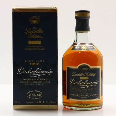 Dalwhinnie 1992 Distillers Edition
