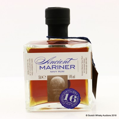 Caroni 16 Year Old Ancient Mariner 50cl