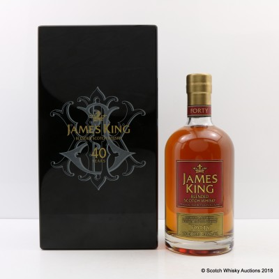 James King 40 Year Old 75cl