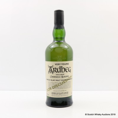 Ardbeg Very Young Committee Reserve