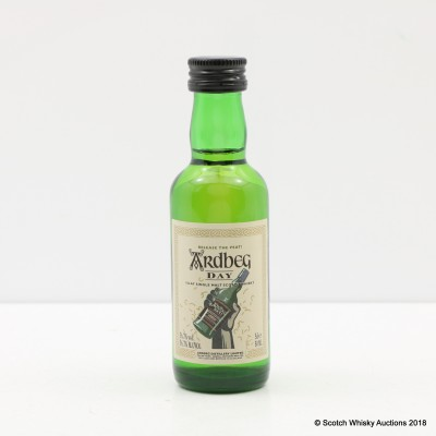 Ardbeg Feis Ile 2012 Ardbeg Day Mini 5cl