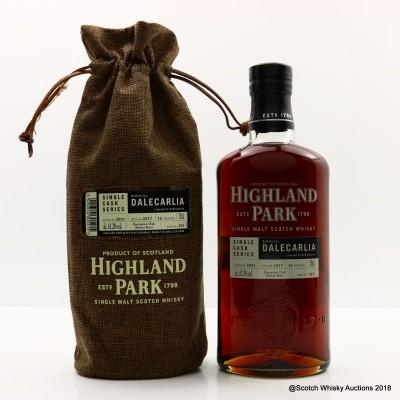 Highland Park 2001 16 Year Old Dalecarlia