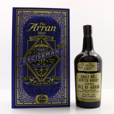 Arran Smugglers' Series - Volume Three 'The Exciseman'