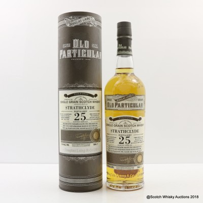 Strathclyde 1990 25 Year Old Old Particular