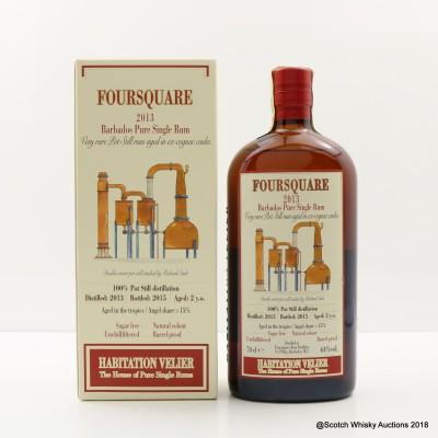 Foursquare 2013 2 Year Old Rum Habitation Velier