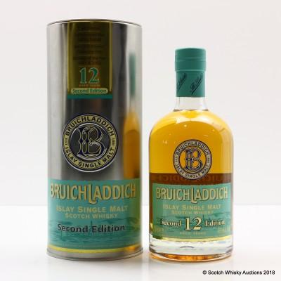 Bruichladdich 12 Year Old 2nd Edition